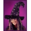 Witch Hat Rainbow Velvet
